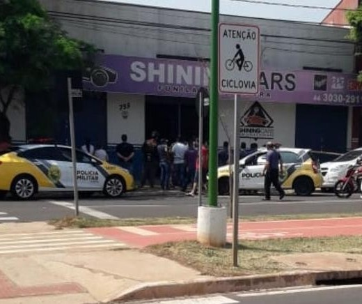 Polícia prende homem suspeito de matar funileiro a tiros em Maringá