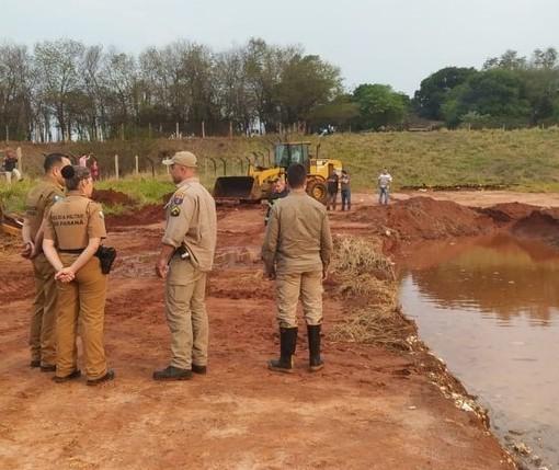 Três pessoas morrem afogadas em Rondon