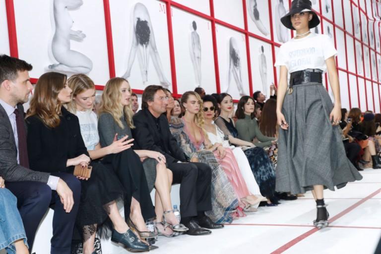 Desfiles da Semana de Moda de Paris não terão presença de público