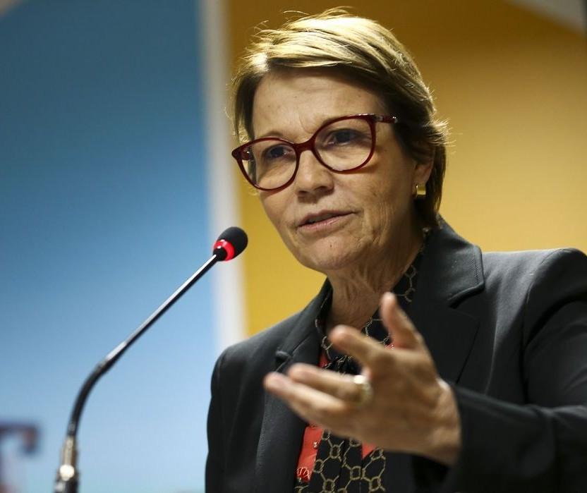 Ministra da Agricultura lança Programa Nacional de Bioinsumos