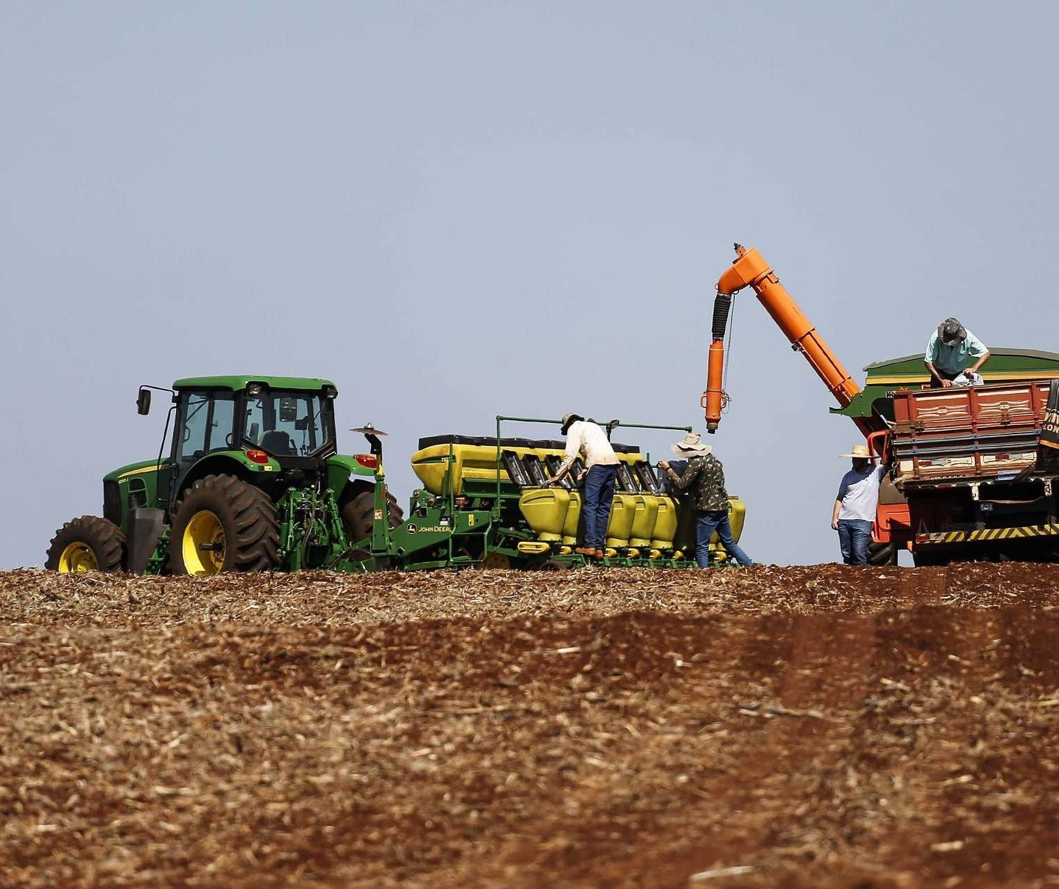 Valor Bruto da Produção Agropecuária está estimado em R$ 1,1 tri