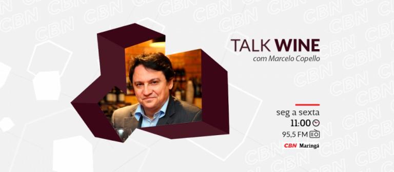 """""""Vinhos do Bem"""", da Talk Wine, terá aula com Marcelo Copello"""