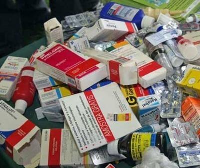 Maringá tem 16 pontos da campanha de logística reversa de medicamentos