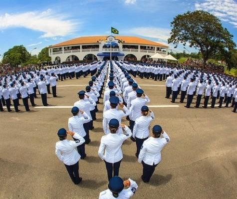 Inscrições abertas para o exame de admissão ao curso de formação de sargentos da aeronáutica