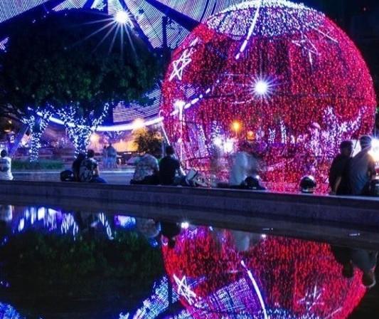Prefeitura abre licitação para locação de iluminação de Natal