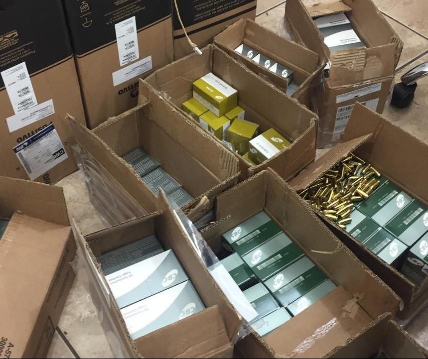 Polícia Civil de Maringá compra sete fuzis