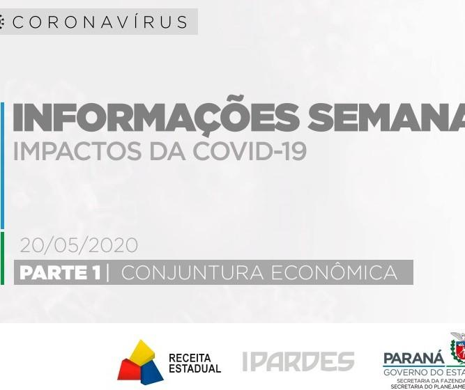 Impactos da Covid-19: Um balanço da economia paranaense
