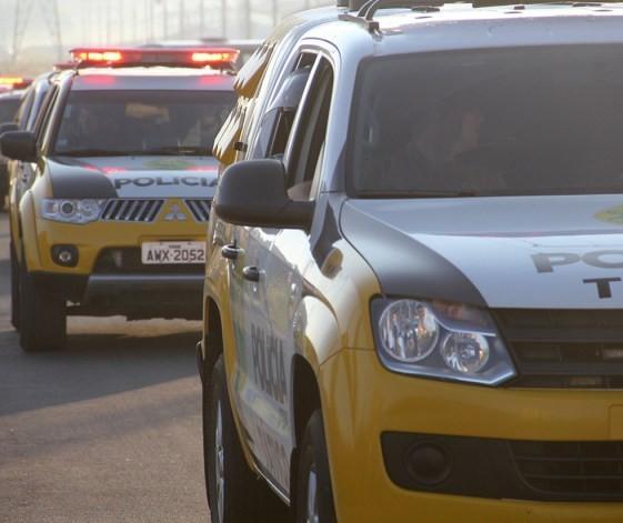 Turistas são assaltados perto do pedágio de Mandaguari