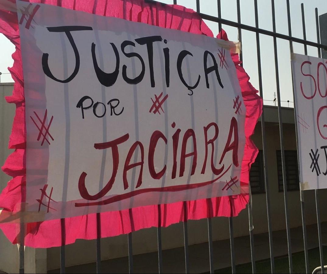 Murilo Barbosa, acusado de matar Jaciara Lima, vai a juri popular nesta quarta-feira (25)