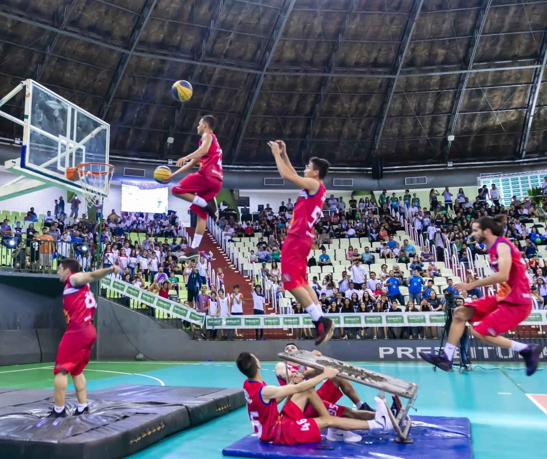 Quatro mil atletas participam da Copa Unimed