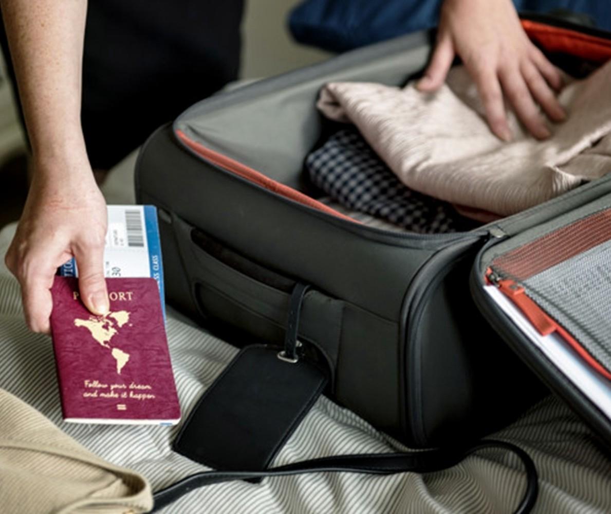 Se for viajar, reforce a segurança