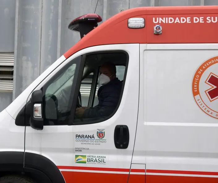 Menino de 8 anos é atropelado por caminhonete em Maringá