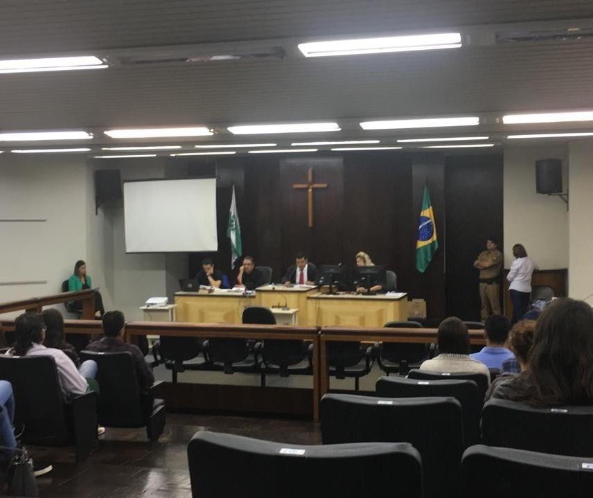 Começa mais um julgamento de Roneys Fon Firmino Gomes