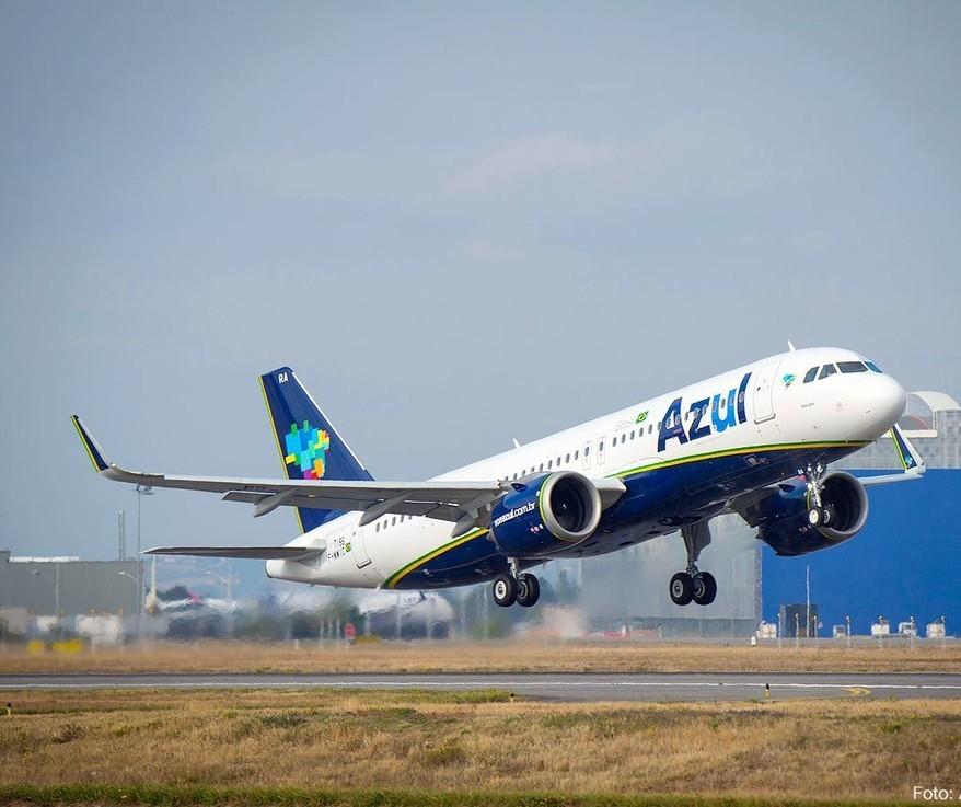Azul terá voo de Maringá para Florianópolis em dezembro