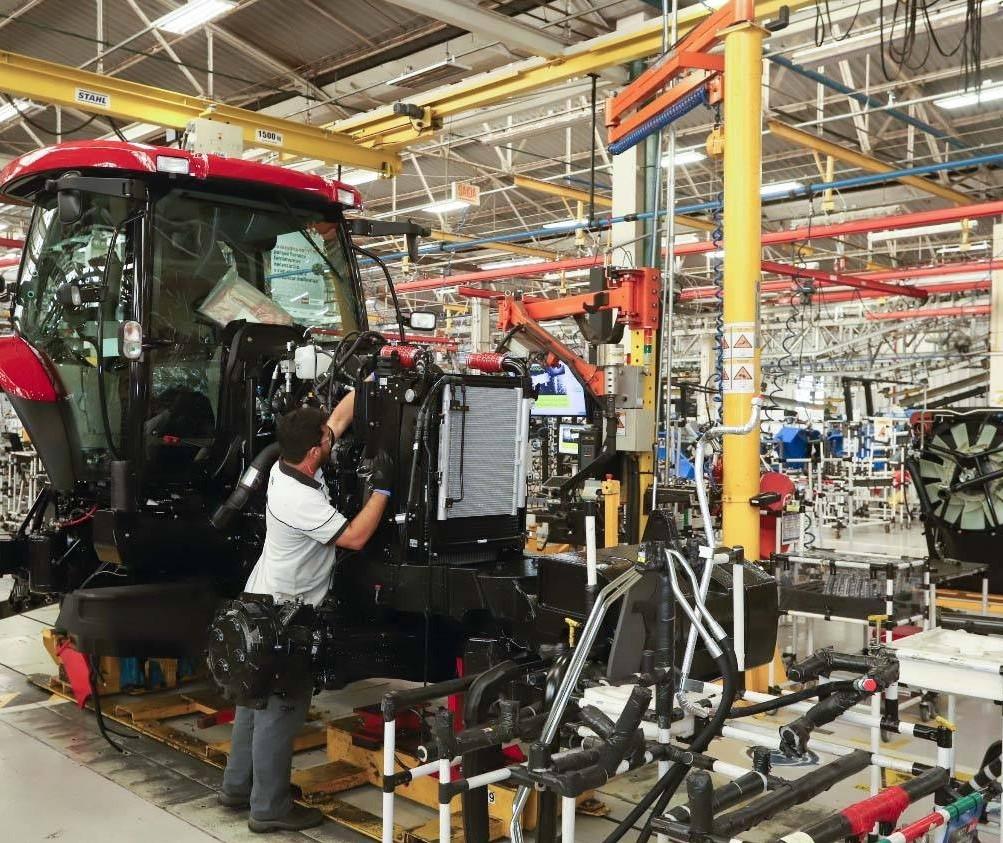 Setor industrial do Paraná mantém otimismo, aponta pesquisa