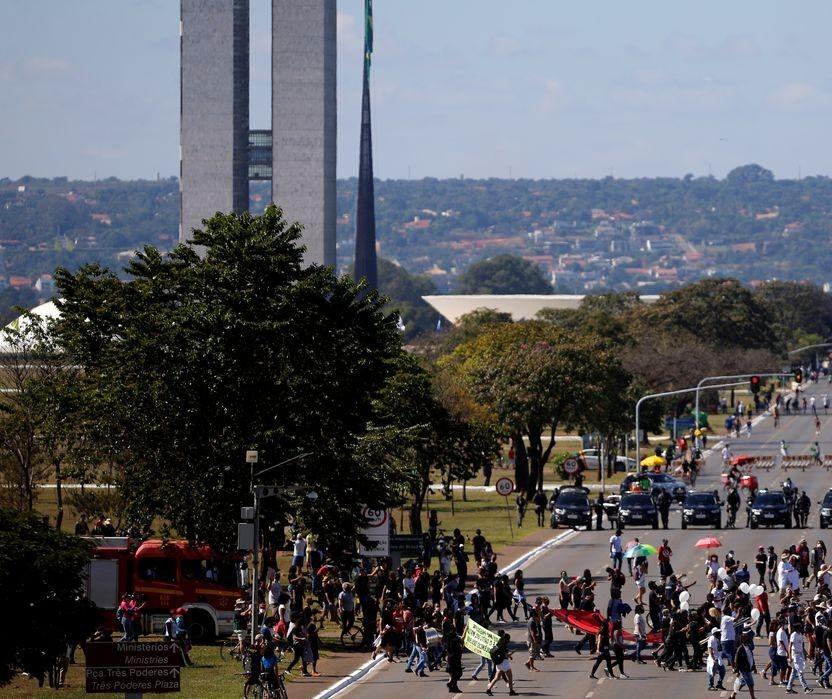 CBN Paraná traz panorama sobre as manifestações no dia 7 de setembro