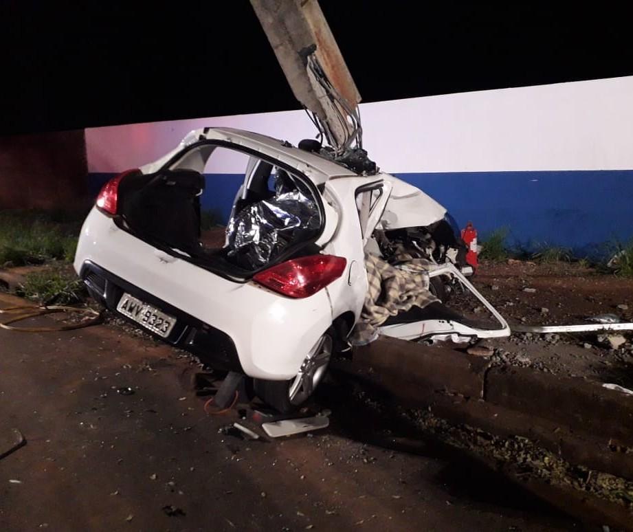Dados do Detran indicam veículos que mais se envolvem em acidentes em Maringá