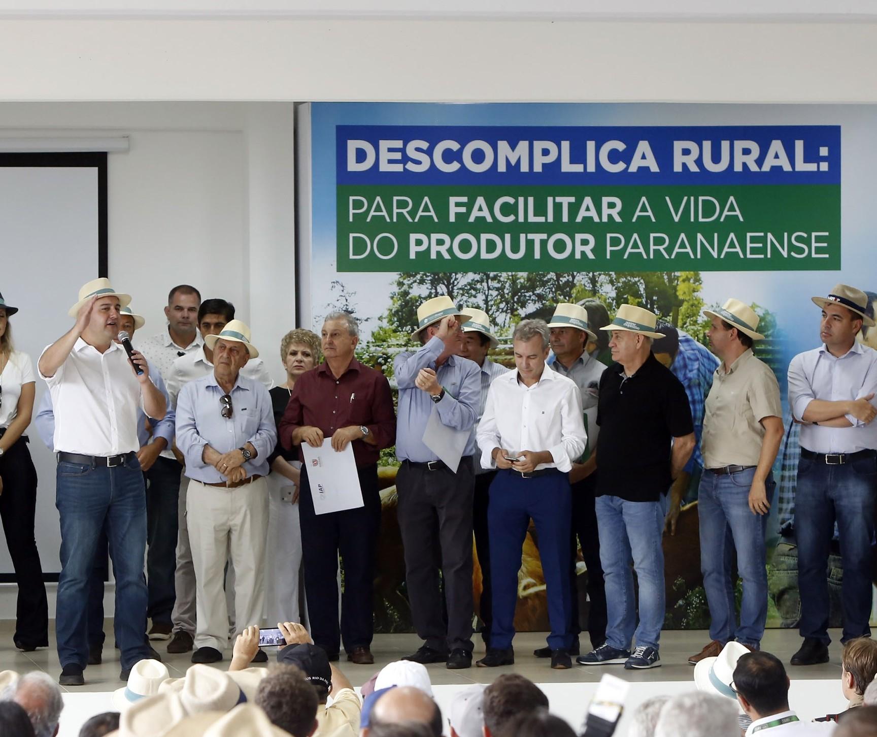 Programa promete licenciar empreendimentos rurais em apenas um dia
