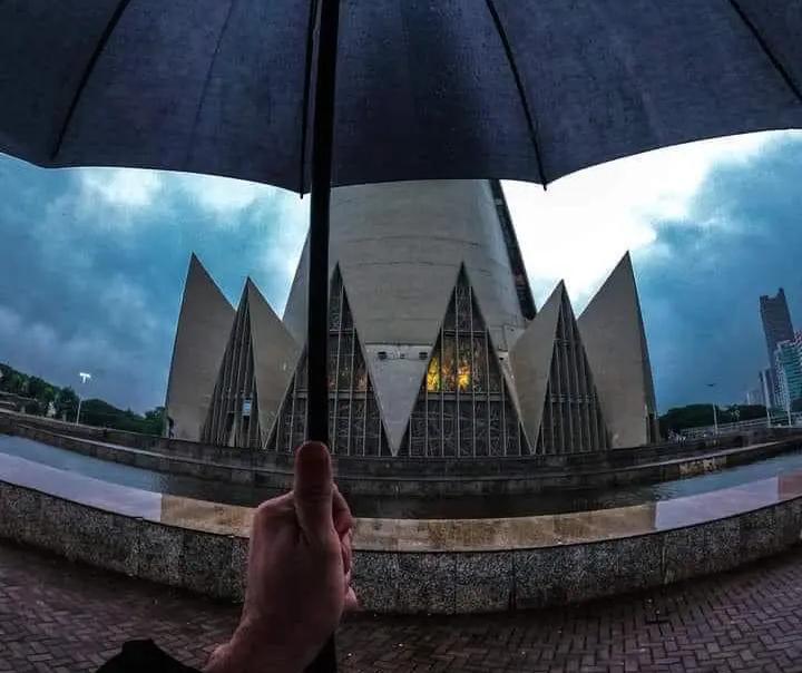 Chuva e frio intenso: Confira a previsão do tempo para a semana em Maringá
