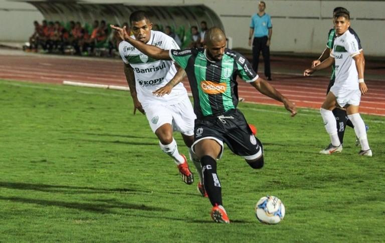 Maringá FC não disputa uma partida oficial há mais de 1 ano