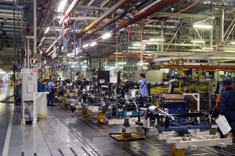 Produção industrial do Paraná fecha em alta pelo 8º mês consecutivo