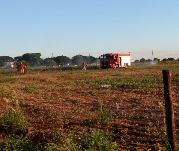 Maringá já teve 353 incêndios, sendo 203 ambientais
