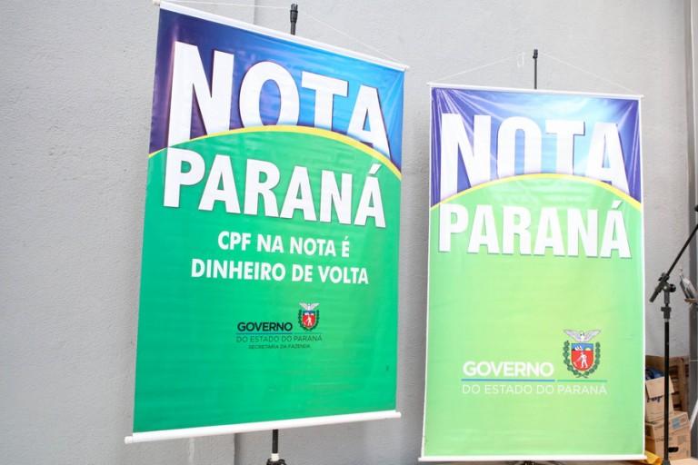 Nota Paraná sorteia R$ 2,8 mi em prêmios