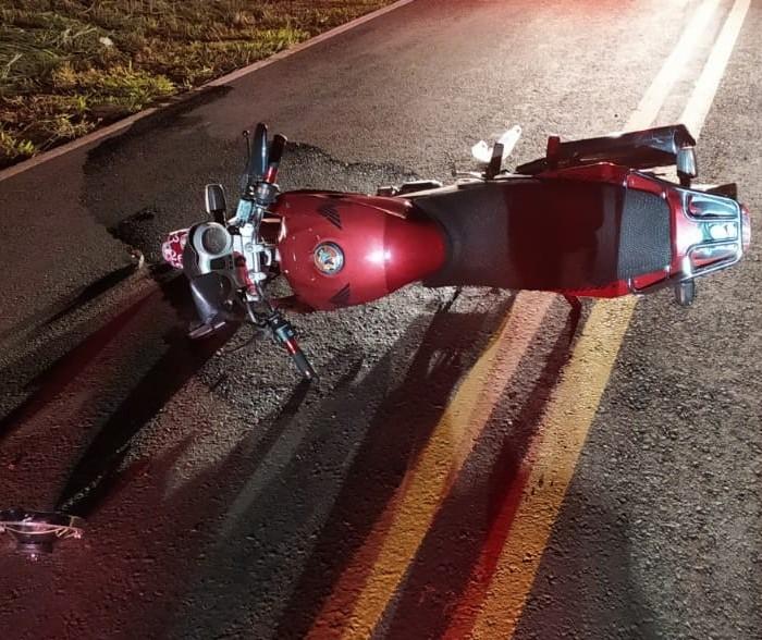 Mulher morre após motociclista alcoolizado causar acidente na PR-340