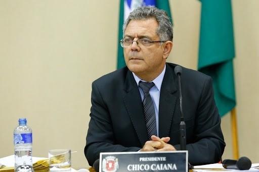Políticos de Maringá lamentam a morte de Chico Caiana