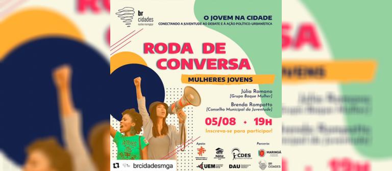 BR Cidades promove nesta quinta-feira (5) a primeira edição do Roda de Conversa