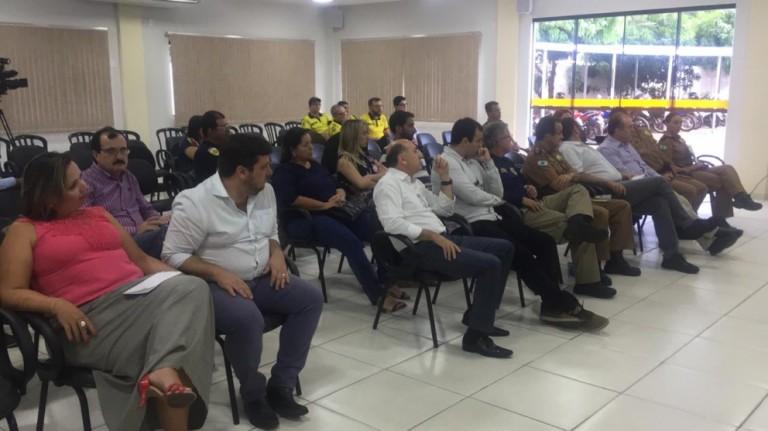 Rede de Segurança Viária realiza primeiro seminário
