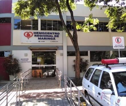 Ônibus de coleta de doação de sangue do Hemocentro foi reformado