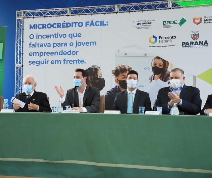 Paraná cria linha de crédito para jovens empresários de 18 a 29 anos