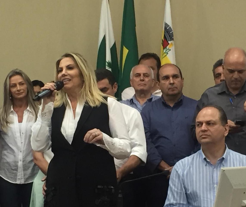 Governadora Cida Borghetti diz que meta da Saúde no Paraná é a prevenção