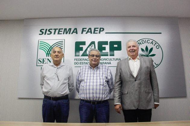 Diretoria do sistema FAEP é reeleita para mais um triênio