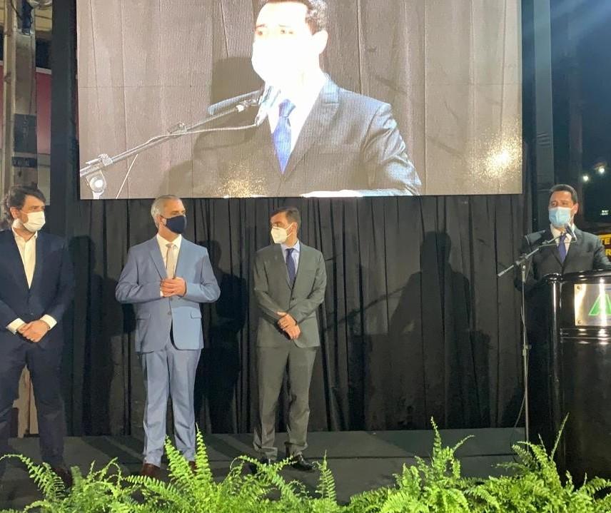 Novas instalações da Acim são inauguradas com a presença do governador