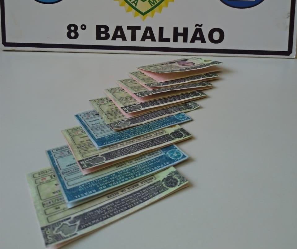 MP investiga grupo suspeito de falsificar e vender CNH na região