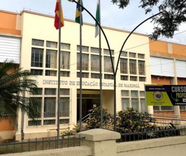 Instituto de Educação de Maringá suspende aulas até dia 13 por causa da Covid