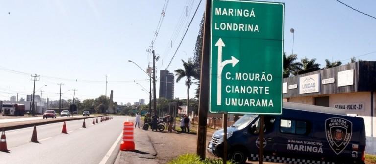 Depois da repercussão negativa, Maringá diz que as 'barreiras' serão educativas