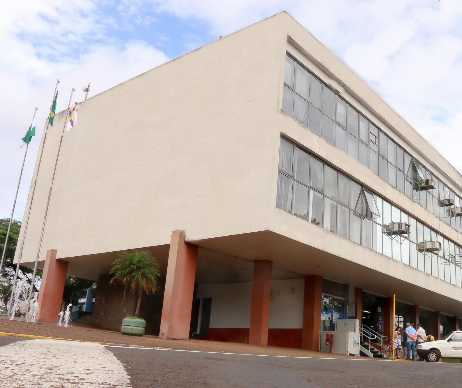 Prefeitura de Apucarana estará fechada para higienização nessa sexta-feira (1º)