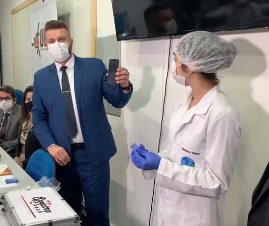 UEM apresenta teste com diagnóstico rápido e preciso