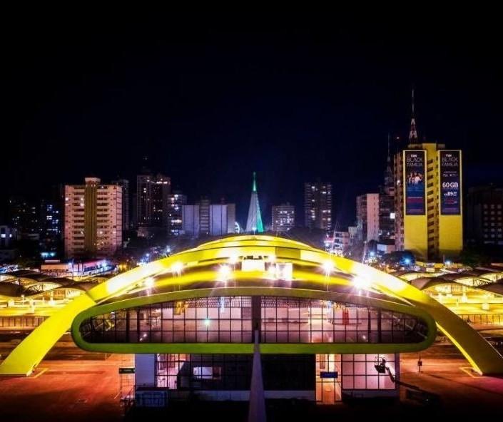 Saiba onde pegar seu ônibus no novo terminal urbano de Maringá