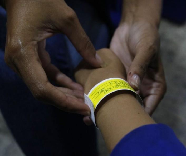 No centro-sul do Estado cidades poderão adotar uso de pulseira para monitorar a pandemia