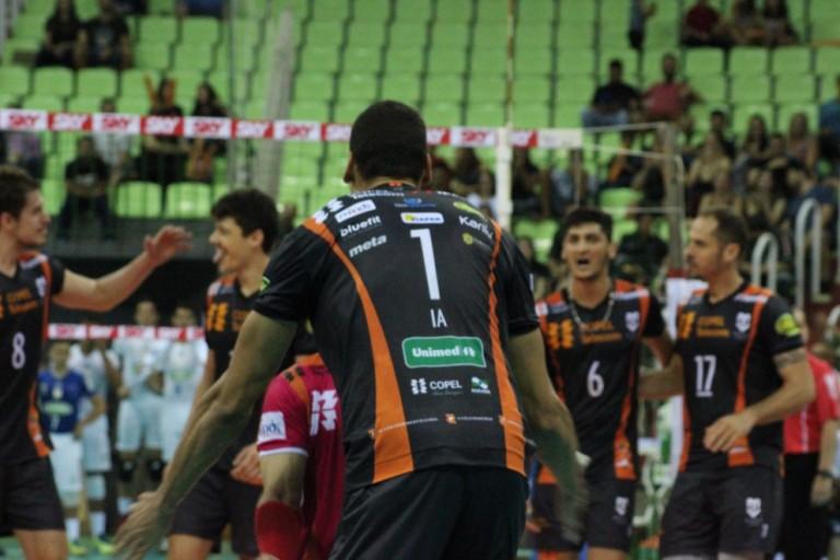 Copel perde décimo jogo consecutivo na Superliga