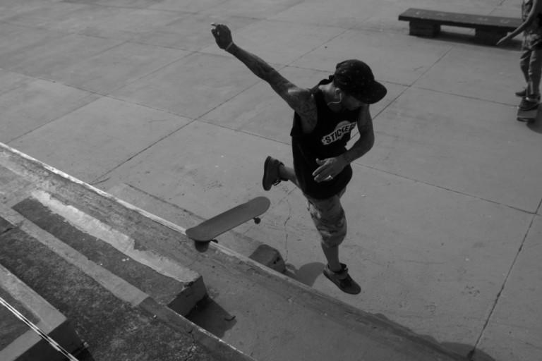 Circuito Paranaense de Skate será realizado no ginásio do CSU