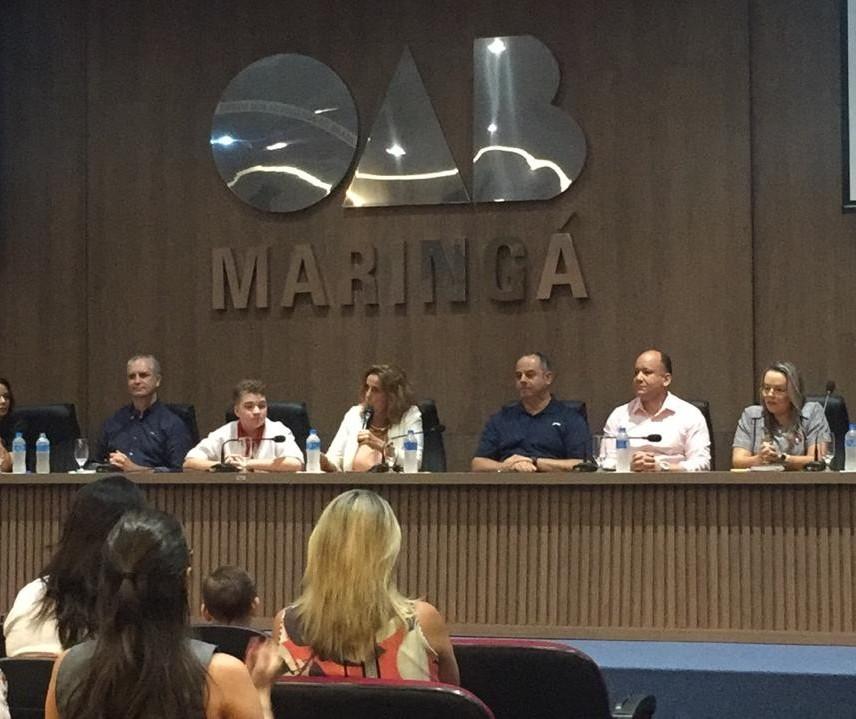 Lançada Semana de Conscientização do doador de medula óssea de Maringá