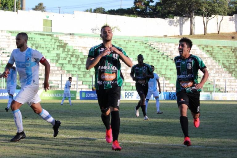 MFC empata com o Londrina na estreia do Paranaense
