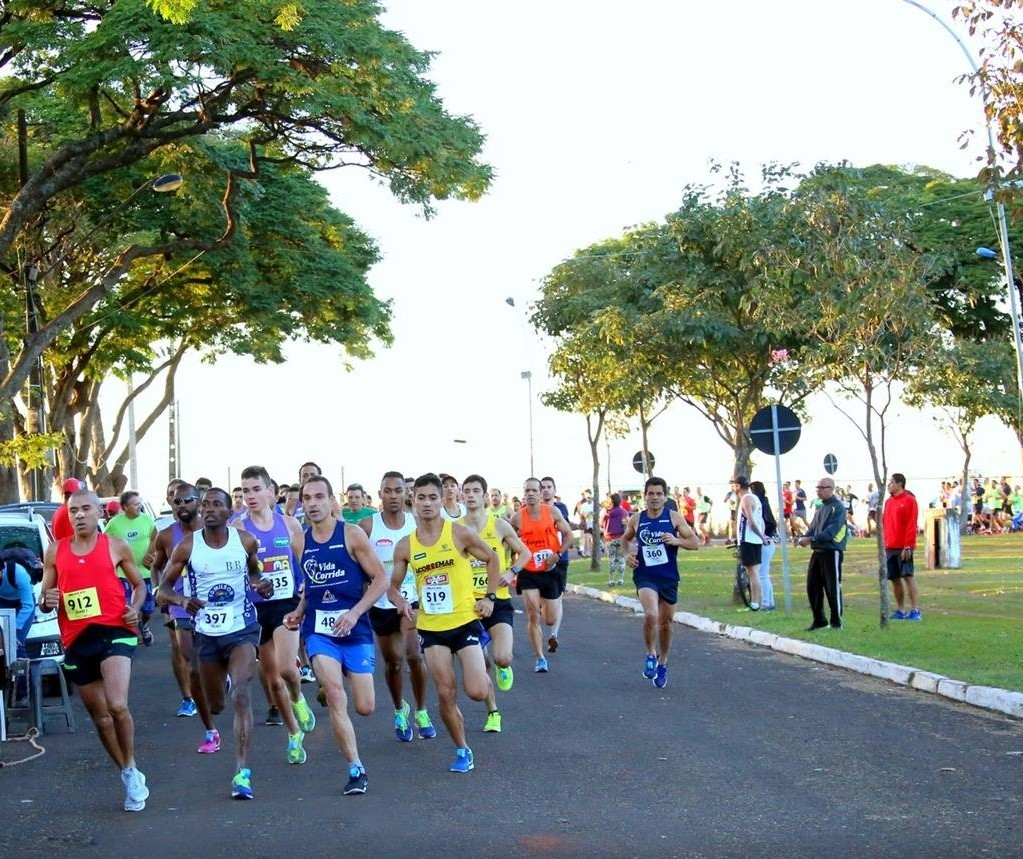 Etapa Sunrise do Paraná Running será neste domingo (5)