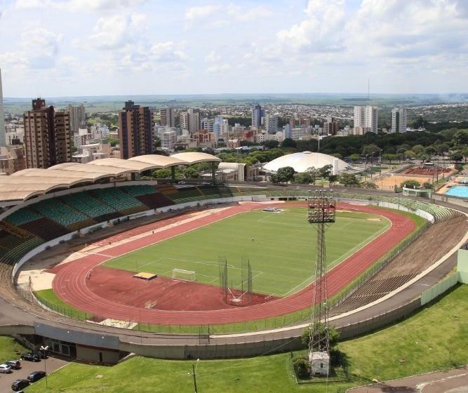 Prefeitura informa que vai suspender jogo do Paranaense que seria no Willie Davids