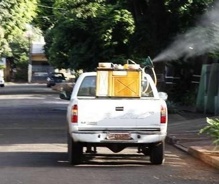 Usado para combater a dengue, malathion não é eficiente